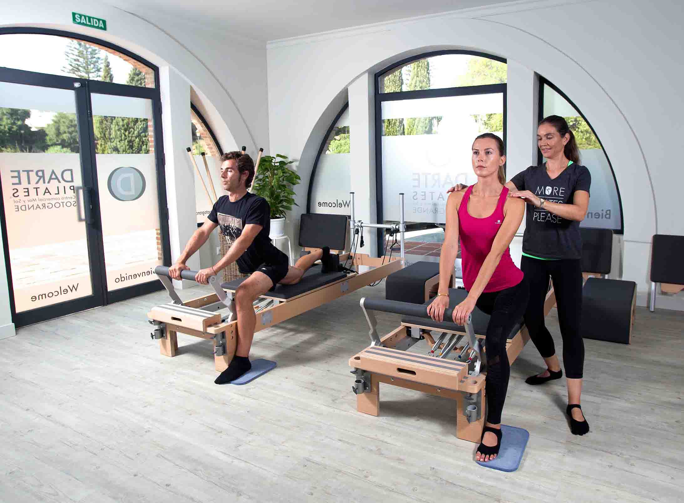 DARTE Pilates ® en Sotogrande