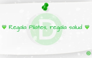 Regala Pilates, regala salud