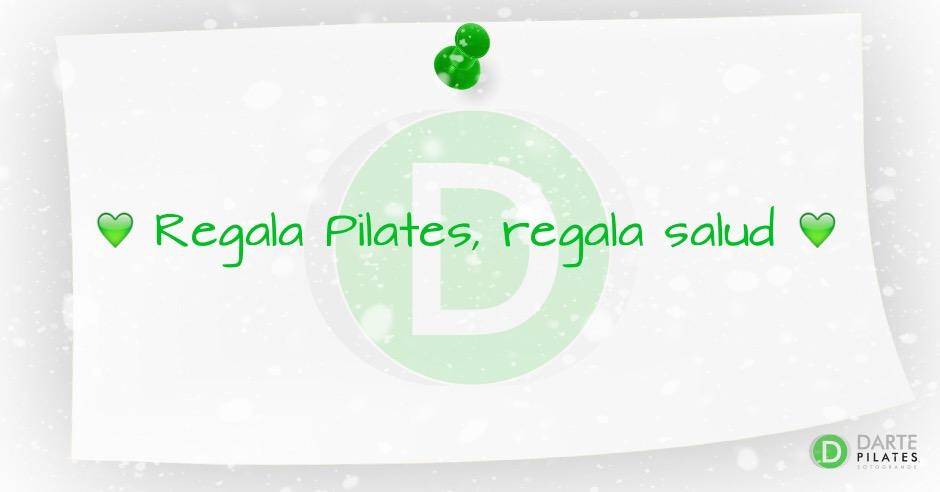 Regala Pilates, regala salud